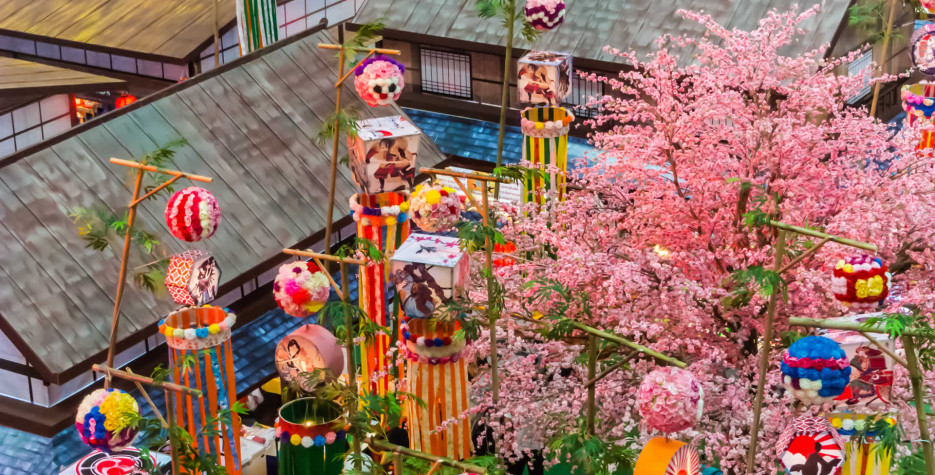 Find out the dates, history and traditions of Tanabata.