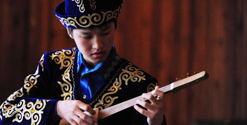 Komuz Day in Kyrgyzstan in 2022
