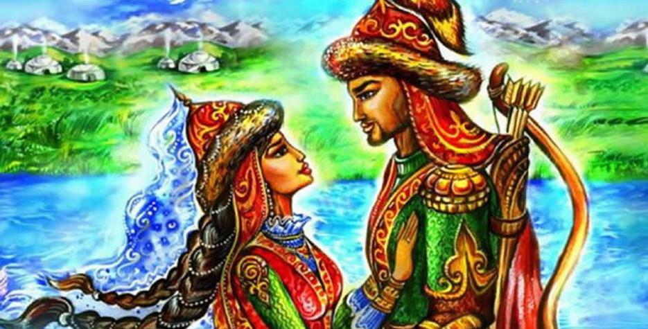 National Lovers' Day in Kazakhstan in 2022