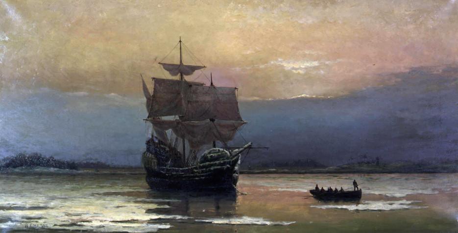 Mayflower Day in USA in 2021