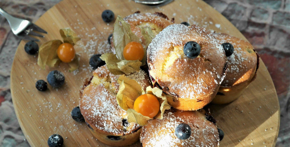 National Blueberry Muffin Day in USA in 2021