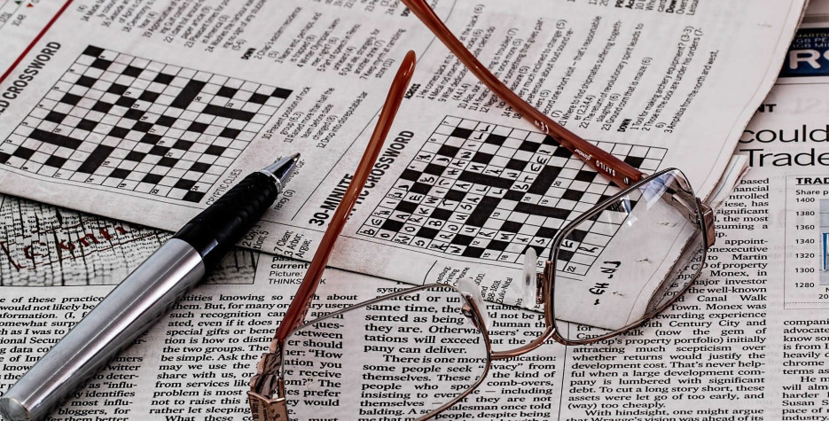 Crossword Puzzle Day in USA in 2021