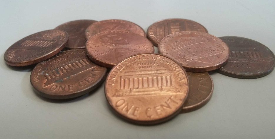 National One Cent Day in USA in 2022