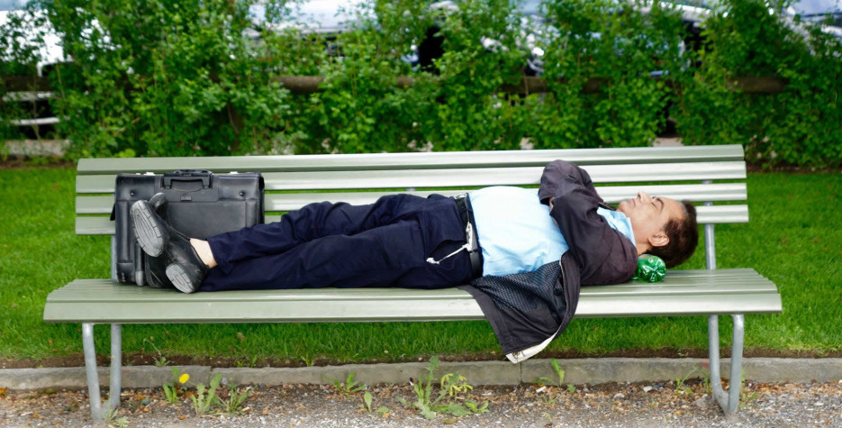 National Public Sleeping Day in USA in 2022
