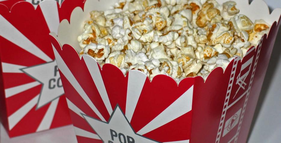 Popcorn Lovers Day in United Kingdom in 2022