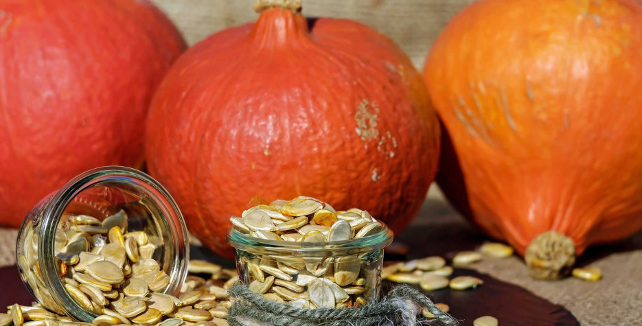 National Pumpkin Seed Day in USA in 2021