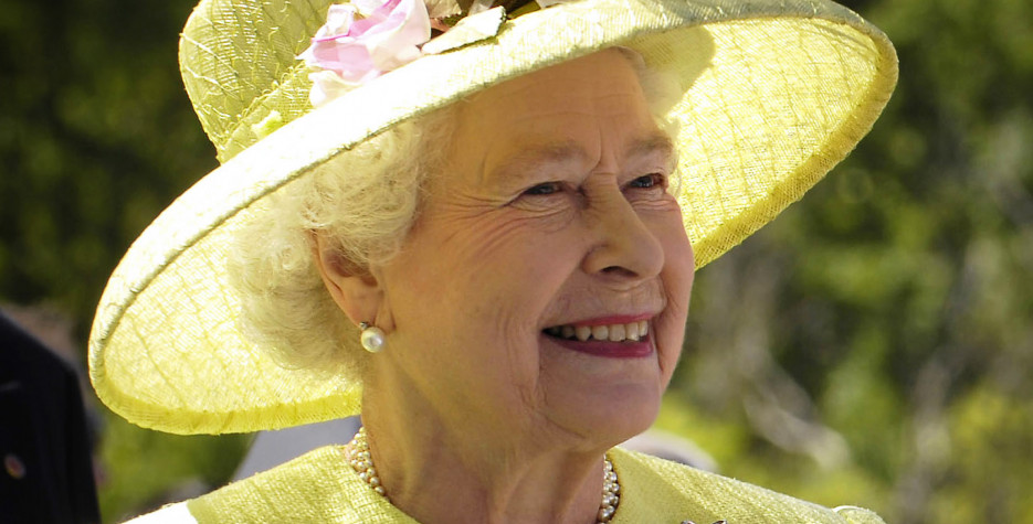 Queen's Birthday in United Kingdom in 2021