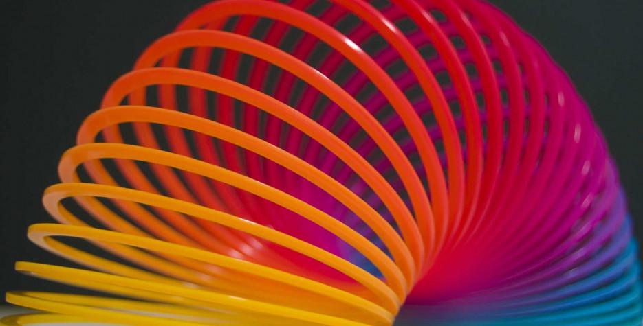 Slinky Day in USA in 2021