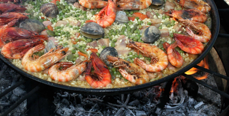 National Spanish Paella Day in USA in 2022