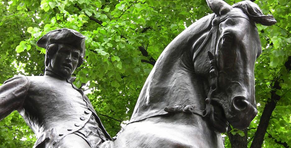 National Paul Revere Day in USA in 2022