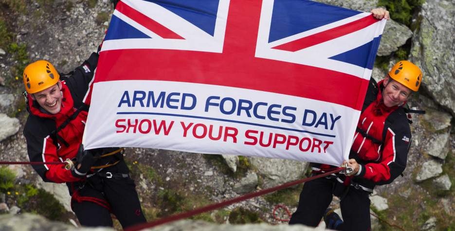 Armed Forces Day in United Kingdom in 2022