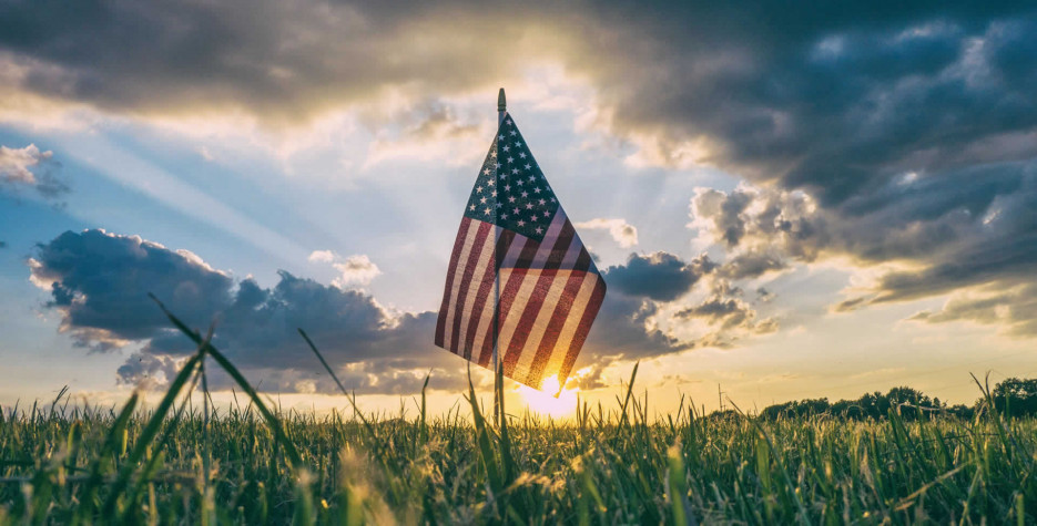 Silver Star Service Banner Day in USA in 2022