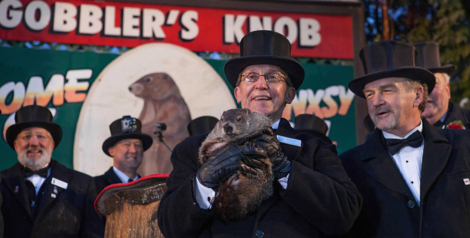 Groundhog Day in USA in 2022