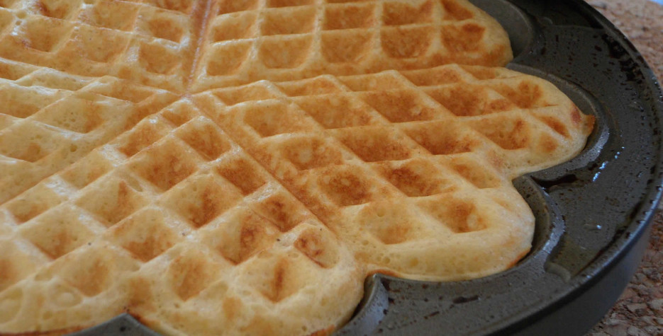 National Waffle Iron Day in USA in 2022