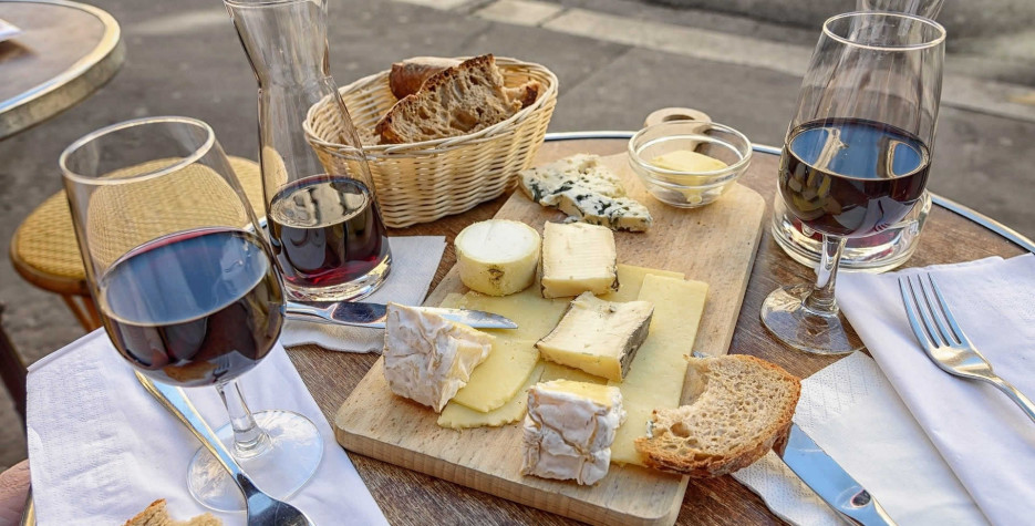 National Wine and Cheese Day around the world in 2021