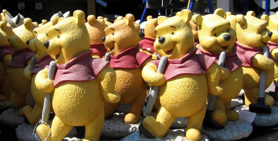 National Winnie The Pooh Day around the world in 2022
