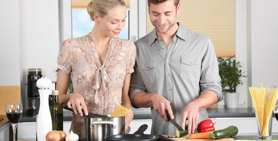National Men Make Dinner Day (Must Cook. No BBQ Allowed! :) in USA in 2021