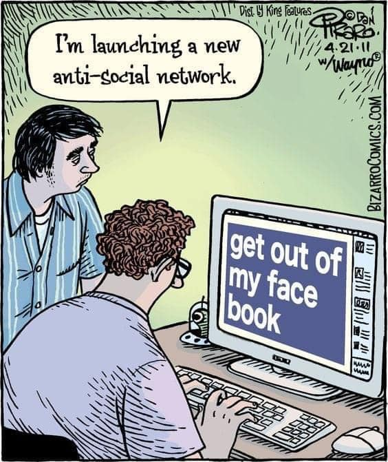 Anti-Social Media!